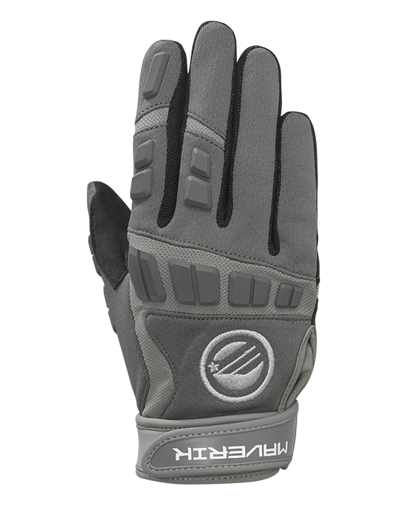 Maverik Windy City Glove Grey Med