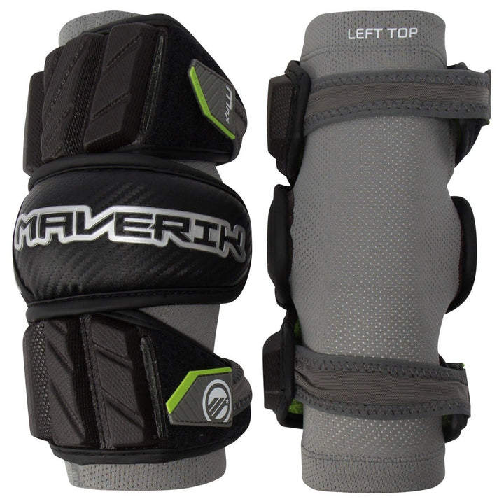 Maverik Max Arm Pad Lg Black