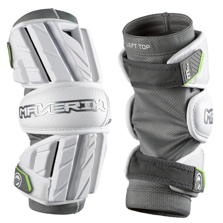 Maverik Max 2022 Arm Guard White