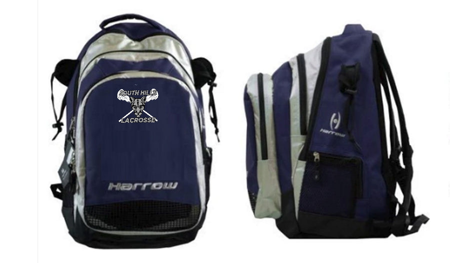 South Hills Harrow Backpack With Logo