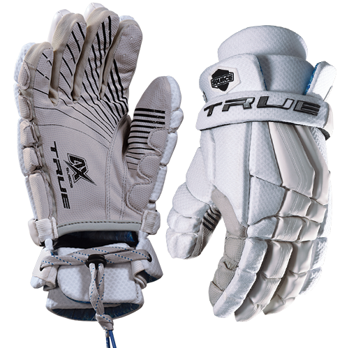 True Source Glove XL White 14""
