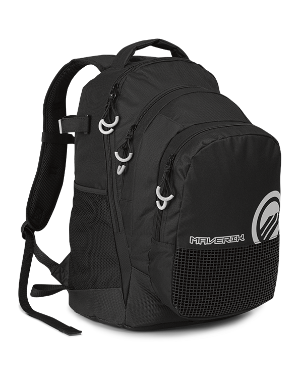 Maverik Storm Backpack Black/Grey