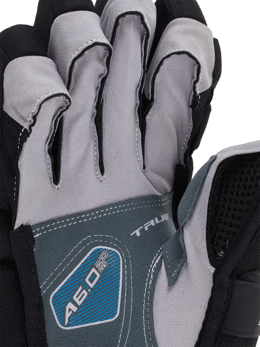 TRUE Hockey A6.0 PRO Gloves Black