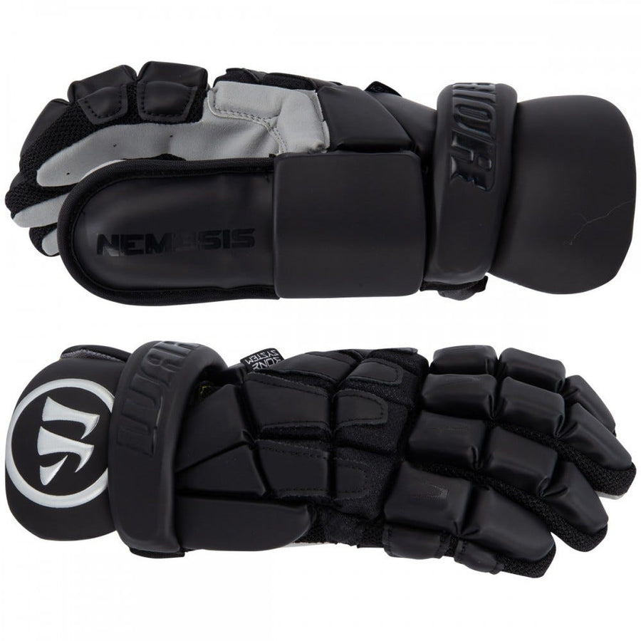 "WARRIOR Nemesis Black 12"" Medium"