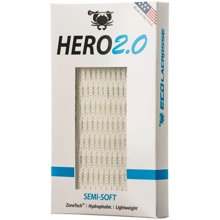 East Coast 2.0 Hero Mesh Semi-Soft White