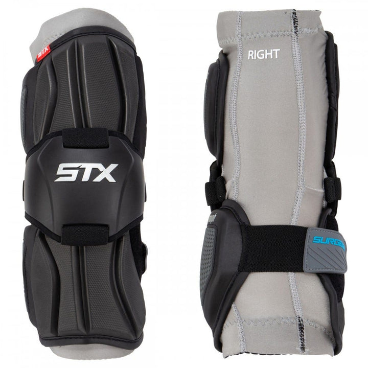 STX Surgeon 700 Arm Guards Large Black