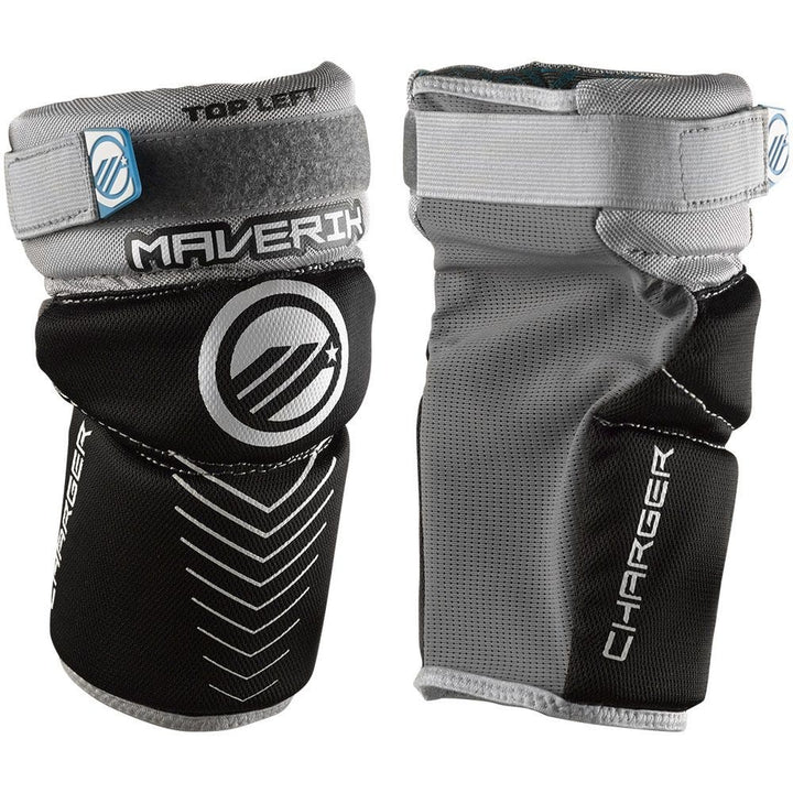 Maverik Charger Youth Arm Pad Black
