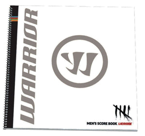 Warrior Men's Scorebook
