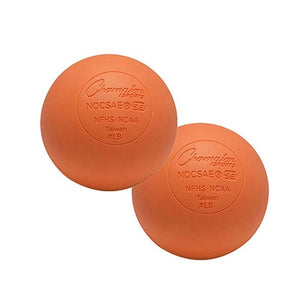 CHAMPION NOCSAE Balls 6-pack Orange(6)