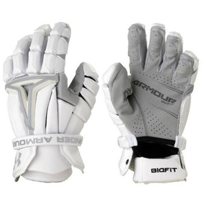 "Under Armour BioFit II Glove 13"" Large White"