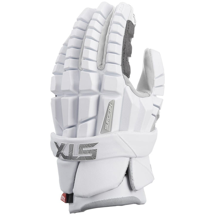 STX RZR Surgeon Glove White
