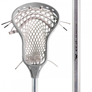 East Coast Dyes Bravo 1 Complete Men's Stick White/Silver