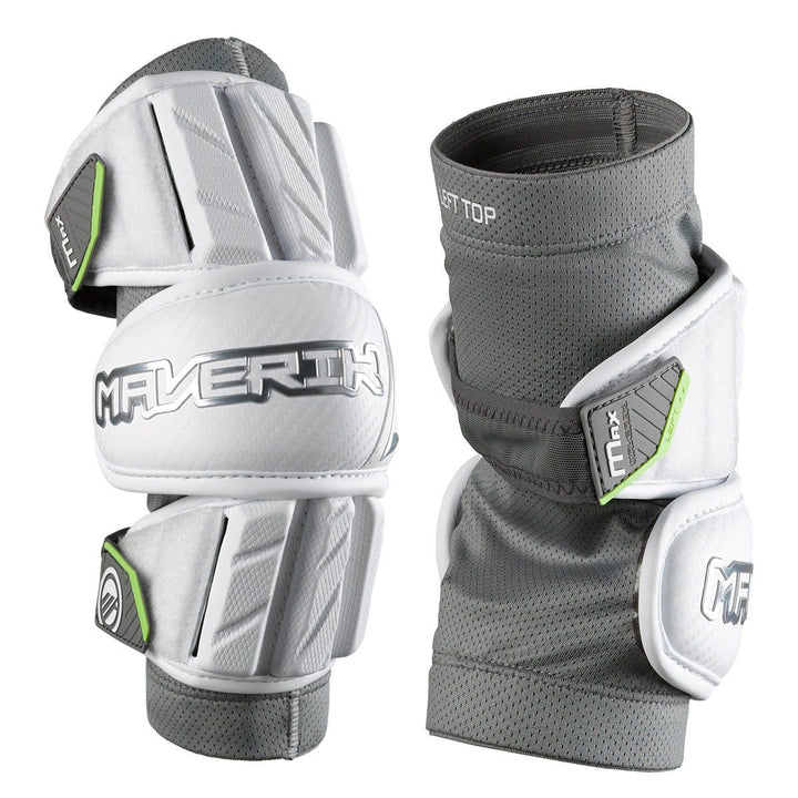 Maverik Max Arm Pad 2020 White
