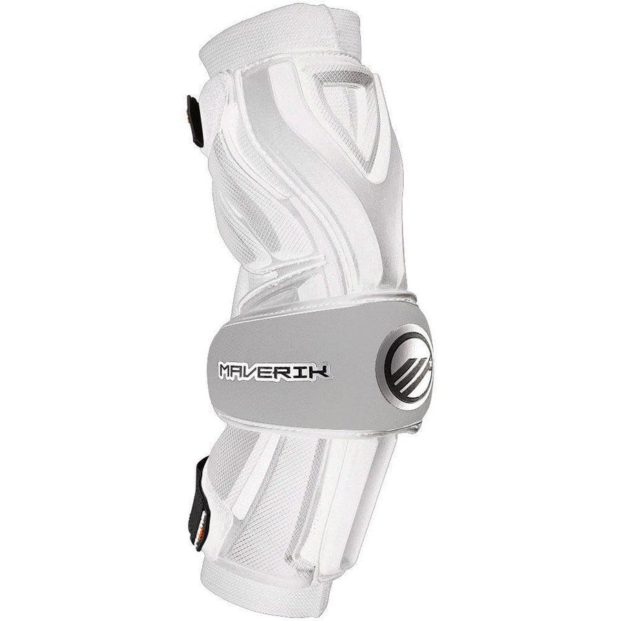 Maverik Rome Arm Guard White