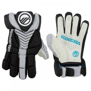 Maverik Charger Gloves Black/Silver