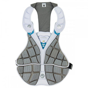 Maverik Rome Goalie Pad White Large