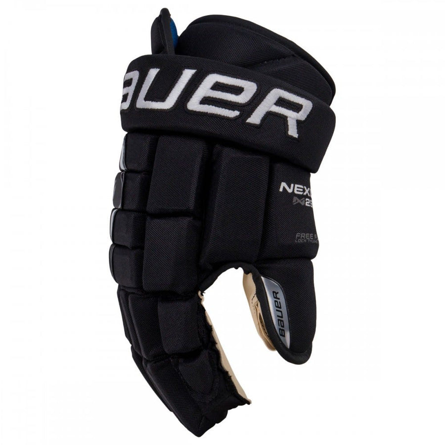 Bauer Nexus N2900 Gloves SR Blk