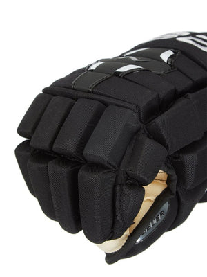 Bauer S18 N 2900 SR 15 Inch Black gloves