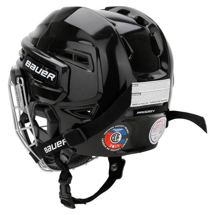 Bauer Prodigy Helmet Combo Youth