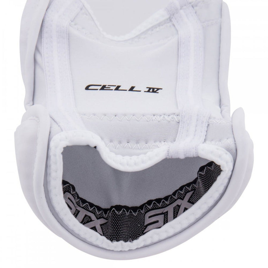 STX CELL IV Elbow Pad White