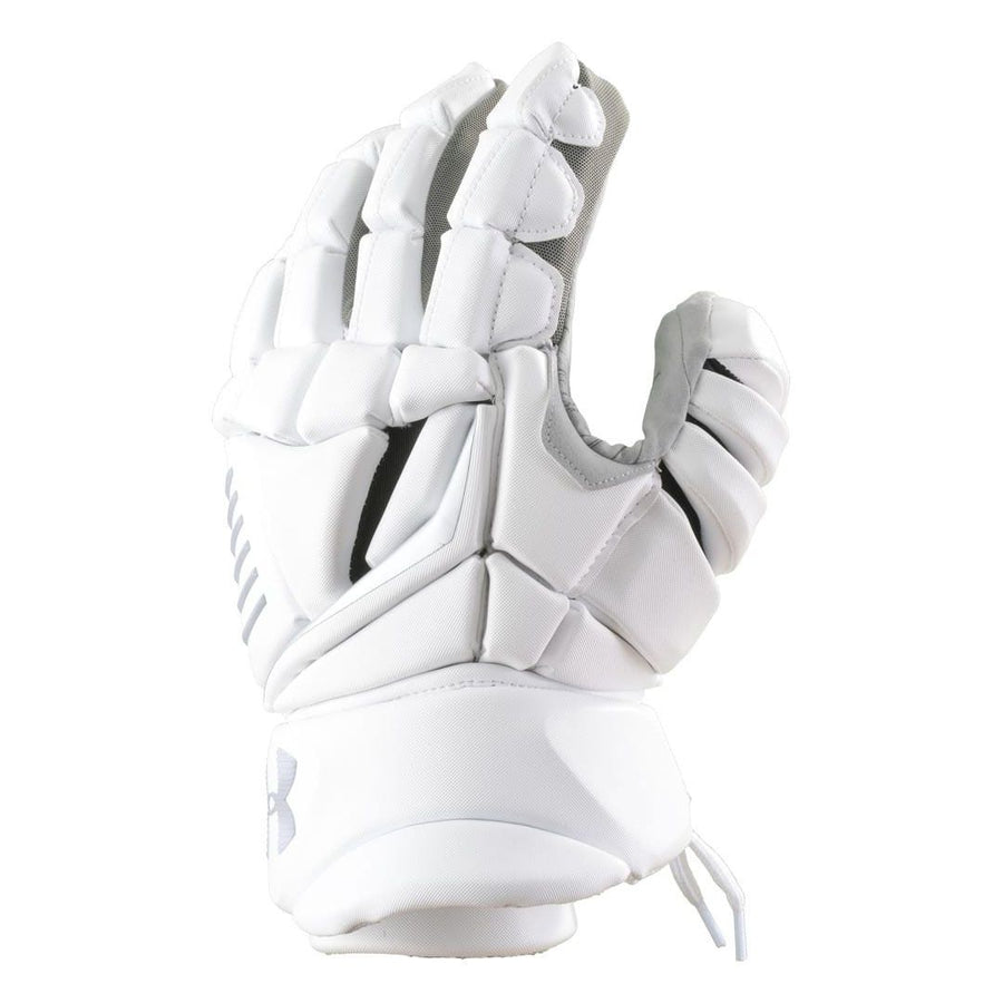 "Under Armour Engage II Glove 12"" Med White"