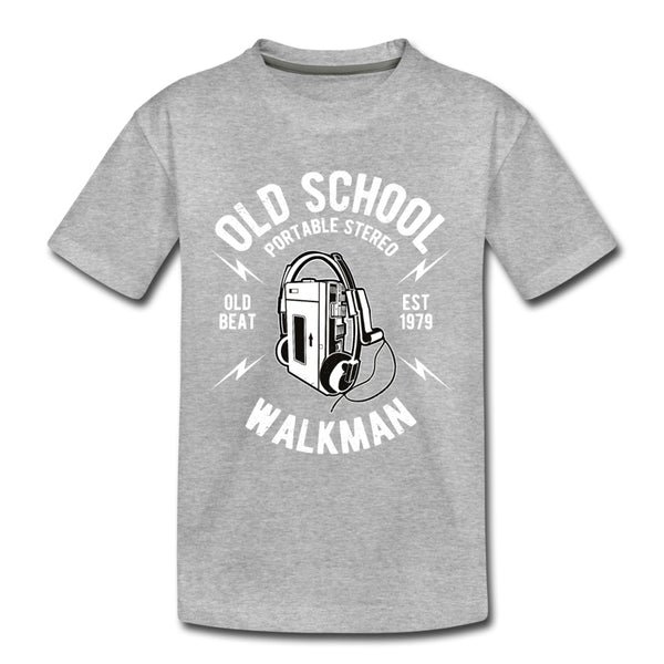 Walkman Kids Graphic Tee