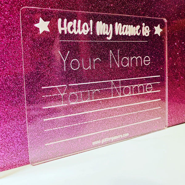 Personalized Tracing Board -Bundle Set