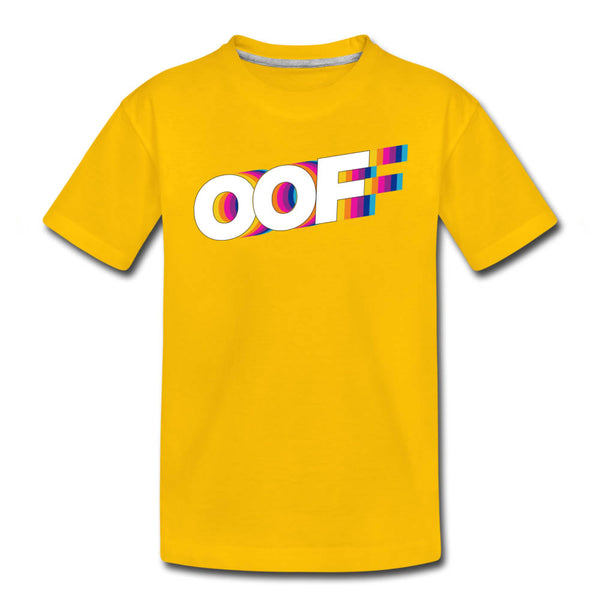 OOF Girls Graphic Tee