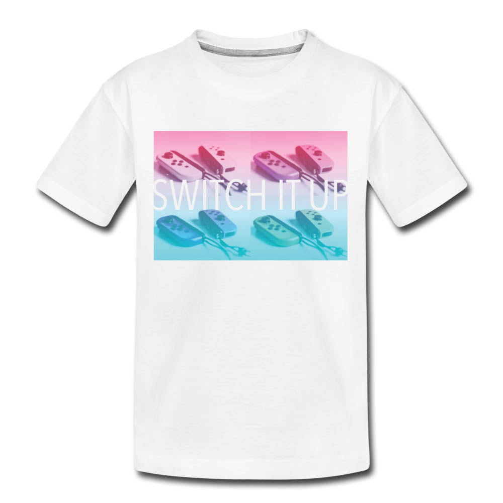 Switch it Up Graphic Tee