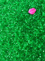 Emerald Green Sugar Glitter