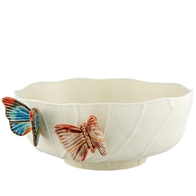 Cloudy Butterflies by Claudia Schiffer - Salad Bowl