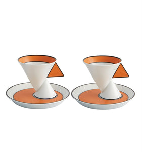 Vista Alegre Jazz Espresso Coffee Set