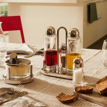 Alessi Oil and Vinegar Condiment Set