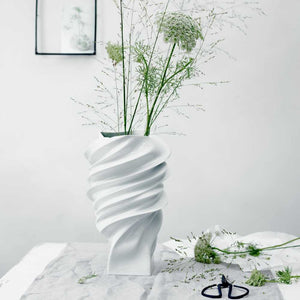 Rosenthal Vase Squall White Glaze (More sizes)