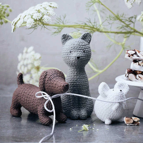 Rosenthal Knitted Animals /Pets