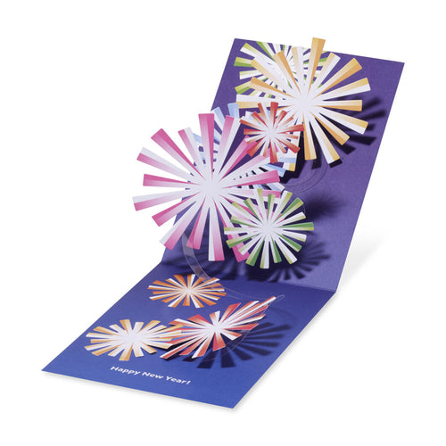 MoMA Holiday Cards Fireworks Set of 8