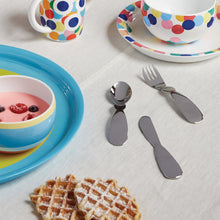 Alessi Alessini Cutlery for Kids