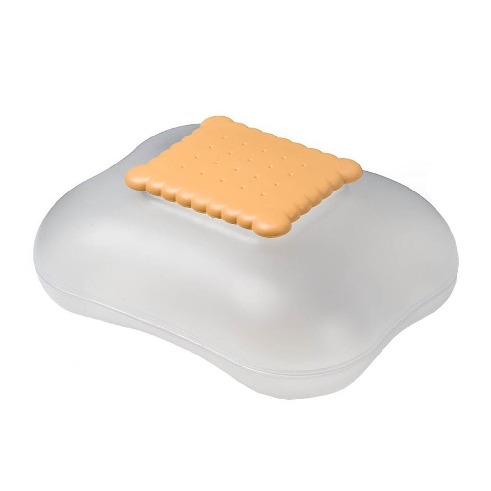 Alessi Mary Biscuit Box with Scented Lid (Vanilla)