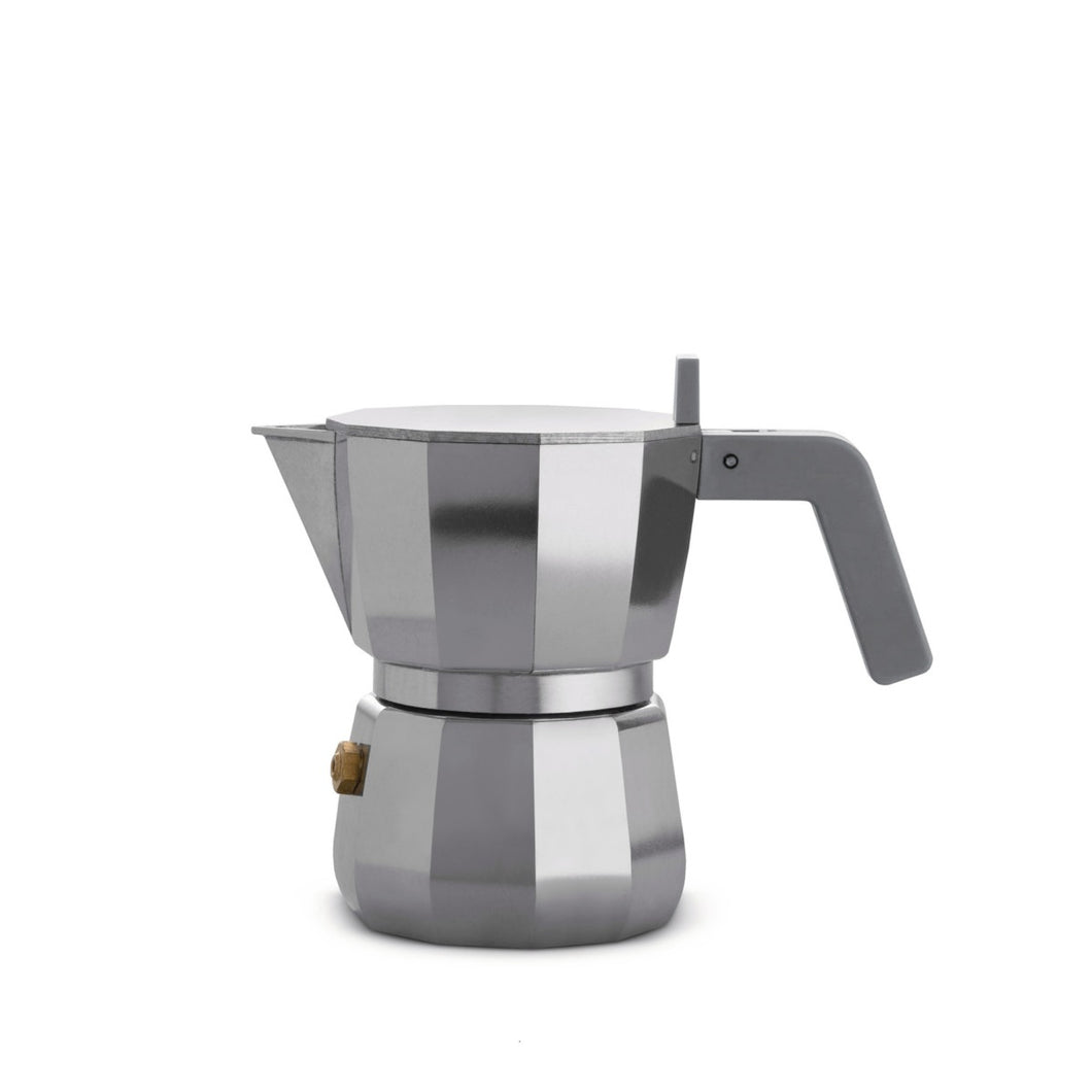 Alessi Chipperfield Moka Coffee Maker 1 Cup