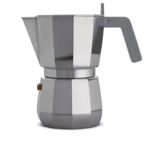 Alessi Chipperfield Moka Coffee Maker 6 Cup