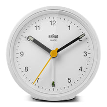 Braun BC12 Classic Travel Alarm Clocks