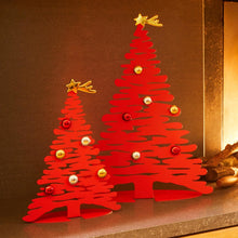 Alessi Bark for Christmas, Christmas Tree in Red