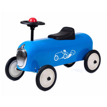 Baghera Ride-On Racer Blue