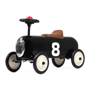 Baghera Ride-On Racer Black