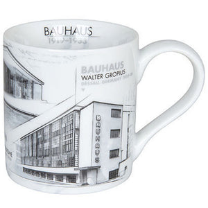 Bauhaus Architects Mug by Konitz