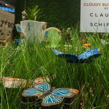 Cloudy Butterflies by Claudia Schiffer Catchall Tray