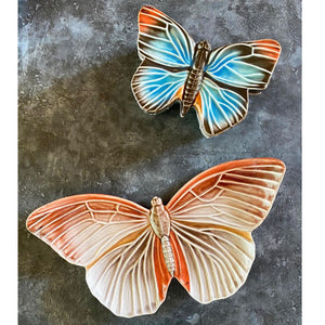 Cloudy Butterflies by Claudia Schiffer Wall Decoration