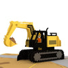 Lovepop Pop Up Greeting Card Excavator