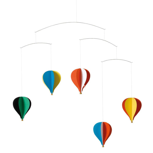 Flensted Mobile Five Balloons