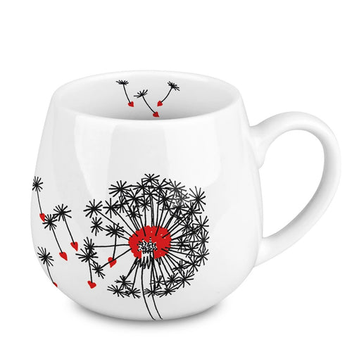 Mug Dandelion of Hearts